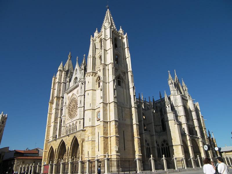 Catedral-Leon-Catedral_de_Santa_Maria_Catedral_de_Leon