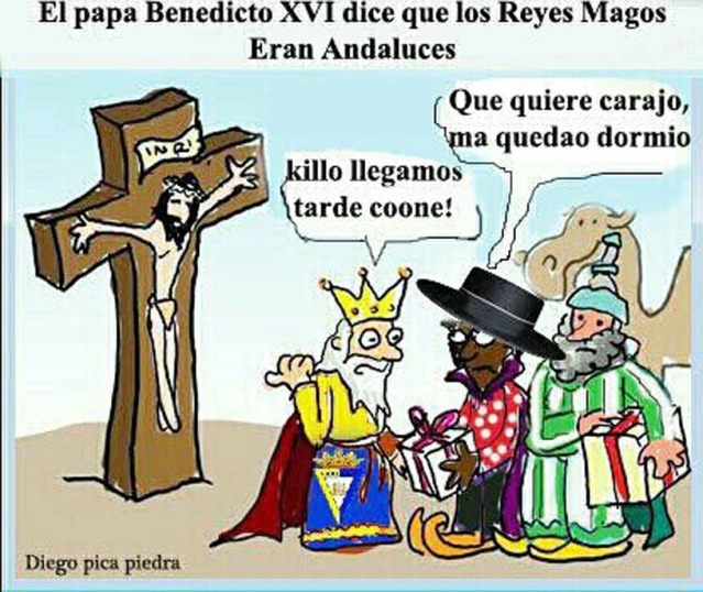 Reyes andaluces